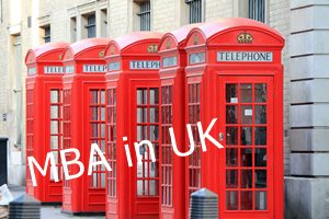 MBA in UK