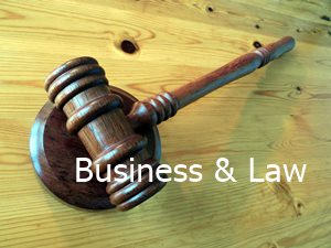 Study business & law